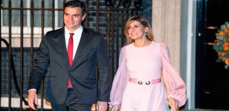 Spain President wife Marina isolated due to corona virus infection