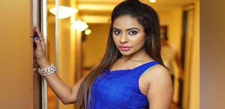 Actress Sri reddy tiktok video