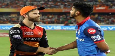IPL Eliminater match dc vs srh