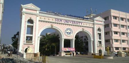 student suicide in srm university
