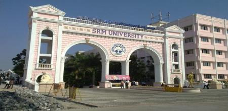 CBCID Raid in SRM University