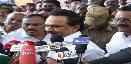 dmk report against local body election in supreme court