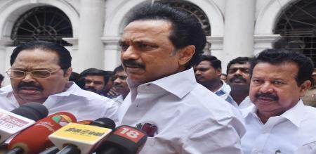 Stalin Explain relationship with shivasena