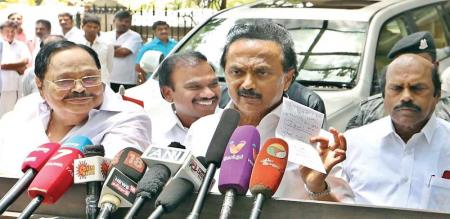 stalin deal with politics in journalist attack issue