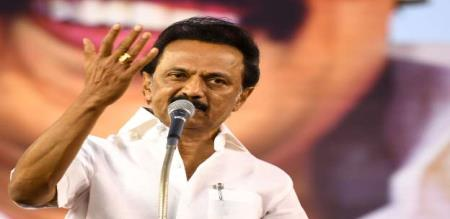mk stalin condemned central govt idea in judge selection