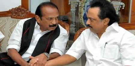 mdmk. aliance with D.M.k.