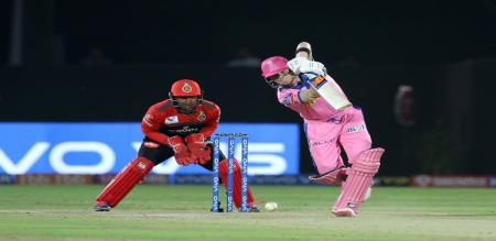 rajasthan royals won 1st match of this series