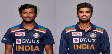 Natarajan and sundar debut in indian test team against australia