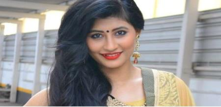 Vijay tv Sunitha latest photoshoot