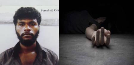 in Chennai rowdy killed by husband wife police investigation going on