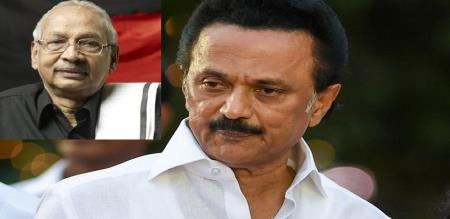 dmk upset about veeramani