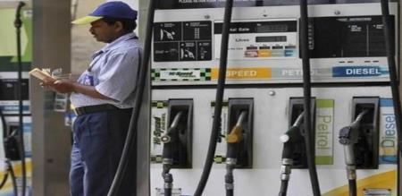 diesel and petrol price on feb 12