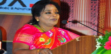 TAMILISAI SPEECH ABOUT ENCOUNTER