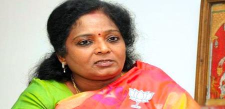 tamilisai soundararajan says about sujeeth death