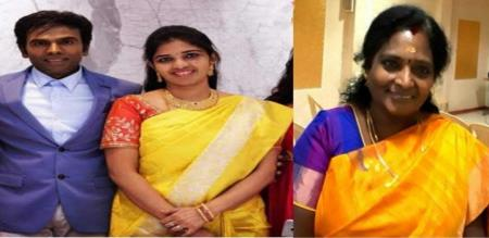 tamilisai relation to saravana store owner