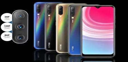 in techno camon i4 mobile sales stared December 1 th date in flip kart