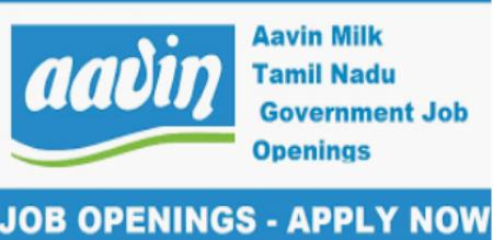 jobs in aavin for manager post