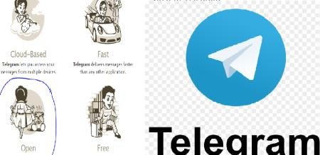 telegram use child sexual image
