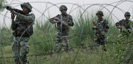 pakistan army attack india