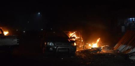 in siriya terrorist attack to celebrate nompu kanji 17 peoples died