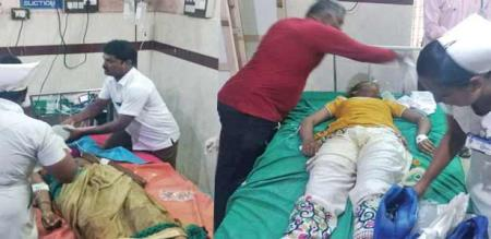 in theni mother and 3 daughters attempt suicide due to economically poor