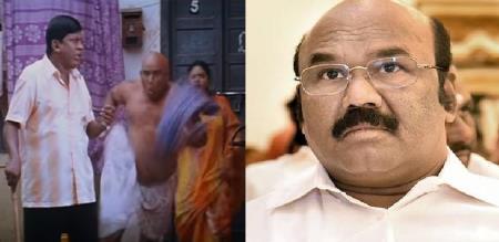 actor siddharth tweet about minister jayakumar