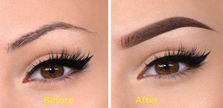 Beautiful Eyebrow Tips