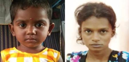 in thirupur child kidnapped police rescued now