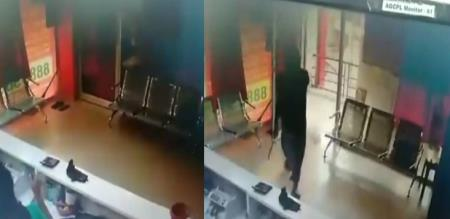 Tiruppur jewelry shop robbery police investigation