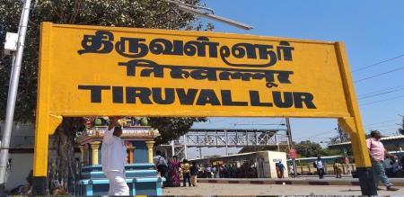 Thiruvallur corona virus shocking update