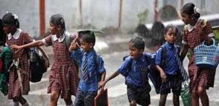 tomorrow holiday for puducherry schools reason of heavy rain