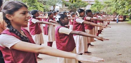 national anthem printing mistake in tamilnadu school board