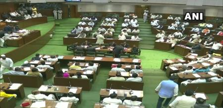 maharashtra mla total mla inauguration in assembly