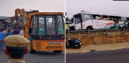 in tiruppur bus accident police investigation
