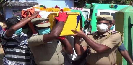 Tirunelveli police died