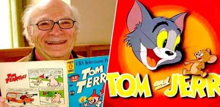 Tom and jerry director Gene Deitch died