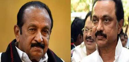 stalin meet with vaiko