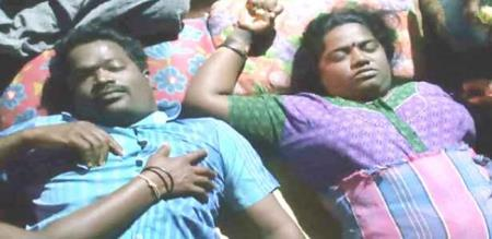 in trichy husband wife died electric shock