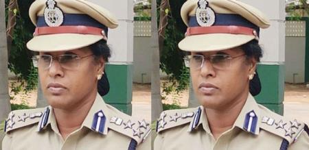 Trichy DIG Aanie Vijaya press meet about Trichy girl burned murder