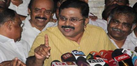 TTV Dhinakaran said 39 dmk alliance MP need action in Pennai river issue