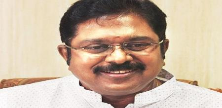 TTV Dhinakaran request to govt about