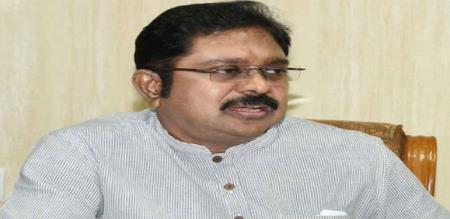 TTV Dhinakaran Regret Krishnamoorthy 4 March 2021
