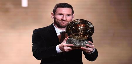 ballon d or award 2019 winner
