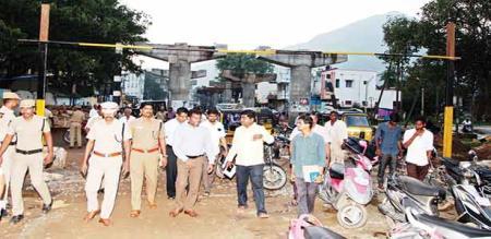in thiruvannamalai deepa festival govt Action