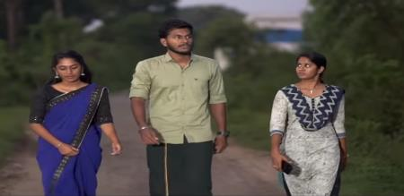 boy attached with two girls in namakkal