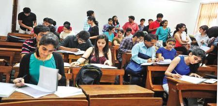 university semester exams are postponed