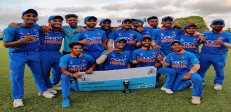 India U19 Team Captured U19 Asia Cup beat Bangladesh U19
