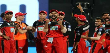 Rcb team has one chance to enter play off