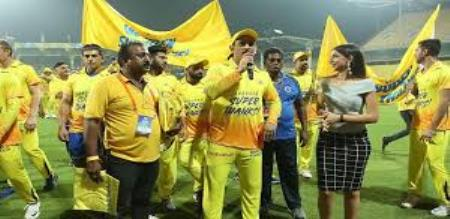 dhoni tell  about thala title given by Tamil Nadu fans