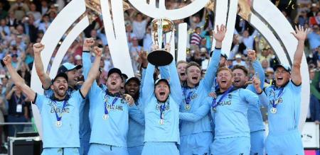 won the world cup in England